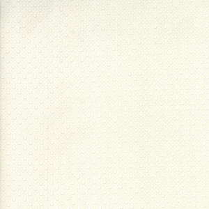 Linen White Quilted Hobnail