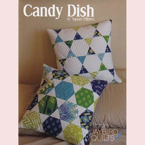 Candy Dish Pillows