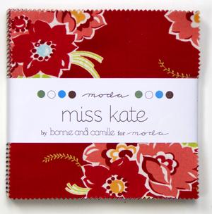 Miss Kate charm pack
