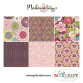 Modernology fat quarter-bunt