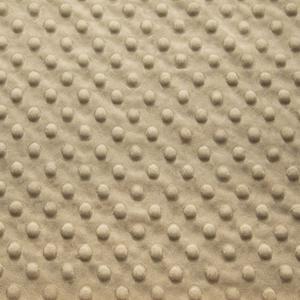 Minky beige (Sand) Tillfälligt slut!