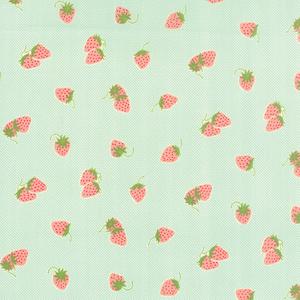 Hello Darling Aqua Strawberries