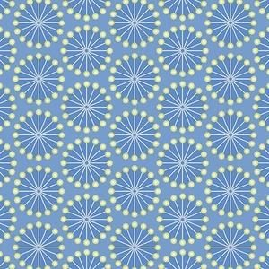 Pins Peri Blue
