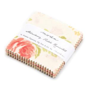 Strawberry Fields Rev mini charm pack