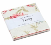 Poetry charm pack