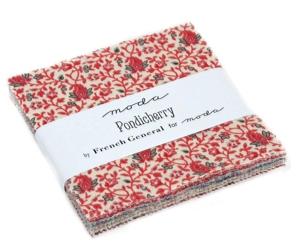 Pondicherry charm pack