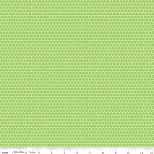 Ladybug garden green