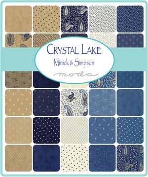 Crystal Lake charm pack