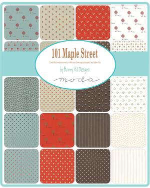 101 Maple Street layer cake